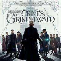PHANTASTISCHE TIERWESEN 2: GRINDELWALDS VERBRECHEN/OST   CD NEU
