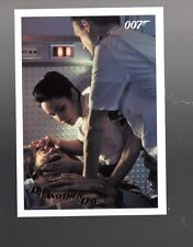 James Bond Archives Final Edition Die another Day #14 GOLD card 012/250