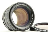 【 EXC+3 】MAMIYA SEKOR C 80mm f/1.9 N Lens M645 1000s Super Pro TL from JAPAN