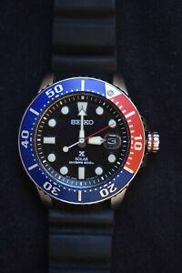 Seiko Solar Prospex Men's Watch - Barely Worn
