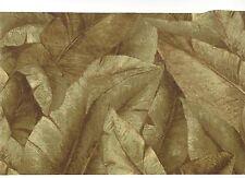 Tropical Green Banana Leaves Wallpaper S5212