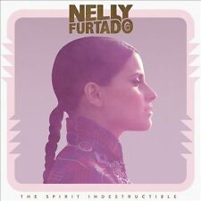 Furtado,Nelly-The Spirit Indestructible (Deluxe Edition)  CD NEW
