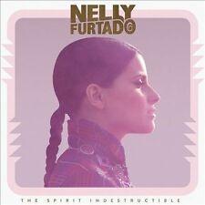 The Spirit Indestructible CD Nelly Furtado MINT Rock Pop Dance RARE