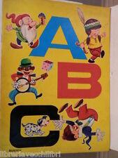 ABC Malipiero 1970 Libro di Narrativa Ragazzi Storia Racconto Imparare leggere