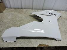 08 Triumph Daytona 675 right side cover cowl fairing panel