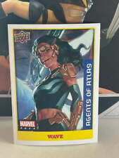 New listing Upper Deck Marvel Ages 2020-21 Singles Low Tier Sticker - You Pick - Pack Fresh