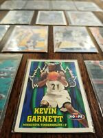 BARGAIN LOT of 14 Kevin Garnett NBA Basketball Cards Minnesota Timberwolves G-NM