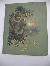 Capri, Antiquarisches Buch von C.W. Allers
