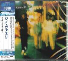 GINO VANNELLI-NIGHTWALKER -JAPAN CD B63