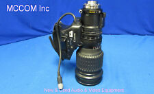 "Canon YJ12x6.5B4 IRS SX12 12X SD 2/3"" Zoom Lens w/ 2X"