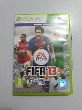 FIFA 13  Xbox 360  PAL Uk (Reino Unido) SIN MANUAL