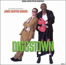DIGGSTOWN James Newton Howard OST Film Score Soundtrack CD 1992 Factory Sealed!