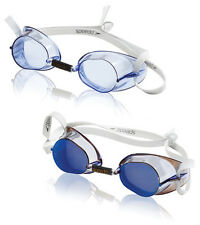 Speedo Swedish Swim Swimming Goggles 2-Pack Swedes Goggle New in Package