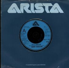 """Barry Manilow(7"""" Vinyl)Let's Hang On/ No Other Love-Arista-ARIST 429-UK-VG/VG"""