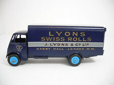 DINKY SUPERTOYS MECCANO.#514G GUY OTTER VAN SWISS ROLLS  RESTORED/MINT.RARE