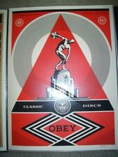 Shepard Fairey      *LIMITED PRINT*      Pedestal     SOLD OUT   2013