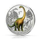 Österreich 3 Euro 2021 Argentinosaurus Super-Saurier Münze in gratis Münzkapsel
