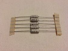 0.22 ohm anti burst fusable resistor lot of 5 pcs fix infinity overture 1,2,3