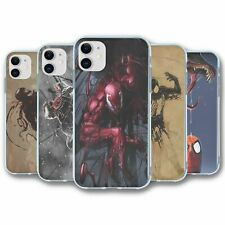 For iPhone 11 Silicone Case Cover Marvel Venom Collection 2