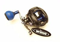 Daiwa LEXA TYPE-WN 7.1:1 Baitcast Left Hand Power Handle Reel - LEXA-WN300HSL-P