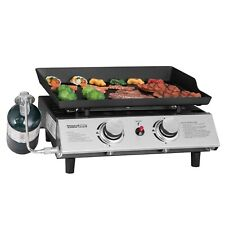Royal Gourmet Bbq Propane Gas Grill 2 Burner Tabletop Camping Portable Pd1201