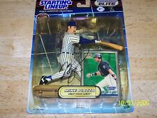 Mike Piazza Signed Autograph Starting Lineup Unopened Mets Dodgers NIB New York