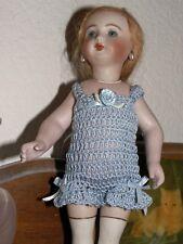 CHEMISE Pantalette for 7-8.5 Antique Doll Bisque Miniature Mignonette Riley Doll