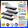 4x Toner Cartridge for Samsung 404 SL-C430W SL-C480FW SLC430 SLC480 SLC480FW