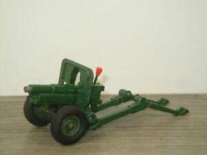 Howitzer 105mm Gun - Britains 9724 England *47623