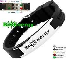 Jade Magnetic Energy Power Bracelet Health 5in1 Bio GERMANIUM Armband BAND