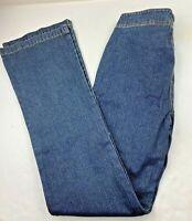 New Womens Soft Surroundings Denim Jeans Size Small Tall Bootcut Medium Wash NWT