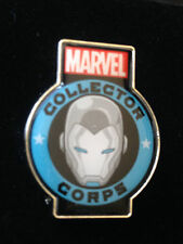 Marvel Collector Corps Avengers Iron Man Pin