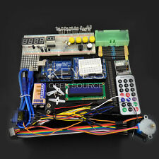 Arduino Ultimate UNO R3 Starter Kit for 1602 LCD Servo Motor LED RTC robot made