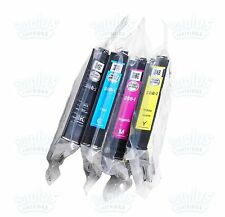 4pk Genuine Epson 288-I INITIAL Black/Color Ink Cartridge T288 XP330 XP430 XP434