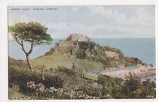 Jersey, Mount Orgueil Castle Postcard, B353