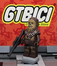 LEGO STAR WARS MINIFIGURA  `` CHEWBACCA ´´ Ref 75212  100X100 ORIGINAL LEGO