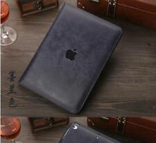 UK Soft Leather Smart Stand Case Cover Portect Child for iPad Air Pro Mini 1 2 3 Blue iPad 2/3/4