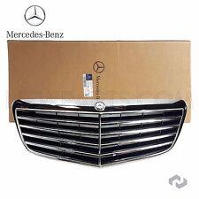 Mercedes W210 W211 E320 E500 E550 Front Center Grille Asy Genuine 21188017839040