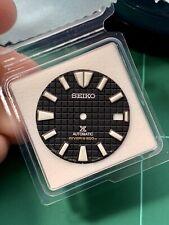 Genuine OEM Seiko King Samurai SRPE35 Black Dial Only