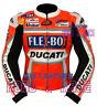 Andrea Dovizioso Ducati Motogp Motorcycle / Motorbike Cowhide Leather Jackets