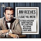 Jim Reeves - I Love You More (2012) - 3 Cd Set New And Sealed