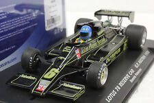 FLY 058107 LOTUS 78 AUSTRIAN GP RONNIE PETERSON 1978 NEW 1/32 SLOT CAR DISPLAY