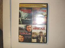 WW II CLASSICS 4 FILM DVD SET 4 DISCS  4 HOLLYWOOD CLASSICS