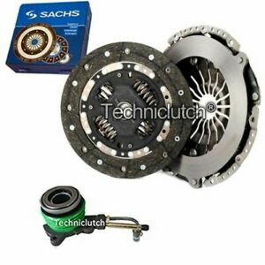 SACHS 2 PART CLUTCH KIT AND CSC FOR FORD MONDEO SALOON 2.0I 16V