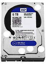 >> WD Blue WD60EZRZ 6 TB Interne Festplatte (8,9 cm (3,5 Zoll), SATA 6 Gb/s