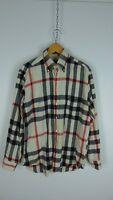 BEST COMPANY Camicia Shirt Chemise Camisa Shirt Hemd Tg L Uomo Man