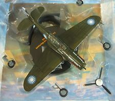 IXO Curtiss P-40N Warhawk Boss's Hoss Col. W. N. Reed Aircraft Die-Cast 1:72 NEW