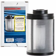 Marineland Magnum Carbon & Media Container    Free Shipping