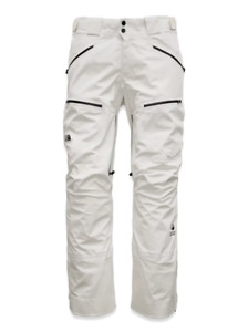 Women's The North Face Vaporous Grey Purist Gore-Tex 3L Ski Snow Pants New $449