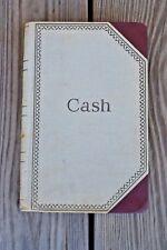 Vintage Store Day Book Ledger Cash Journal National Register Co. Made in USA